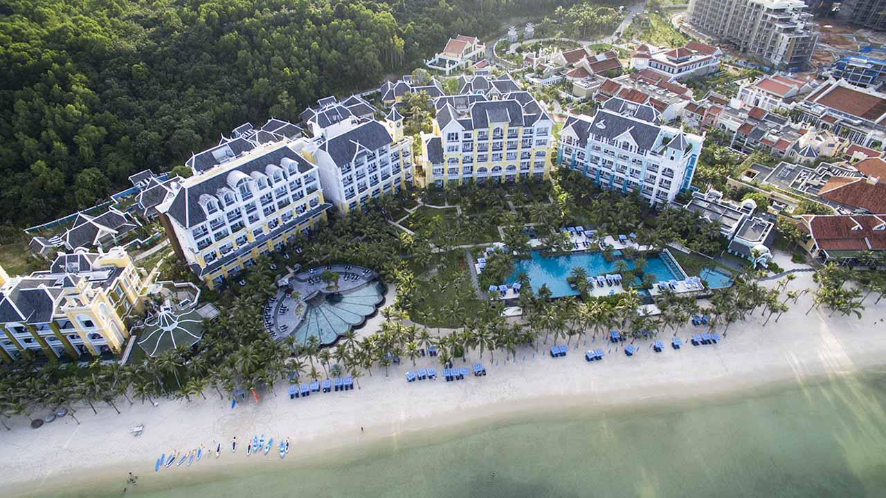 JM Marriott Phu Quoc Emerald Bay