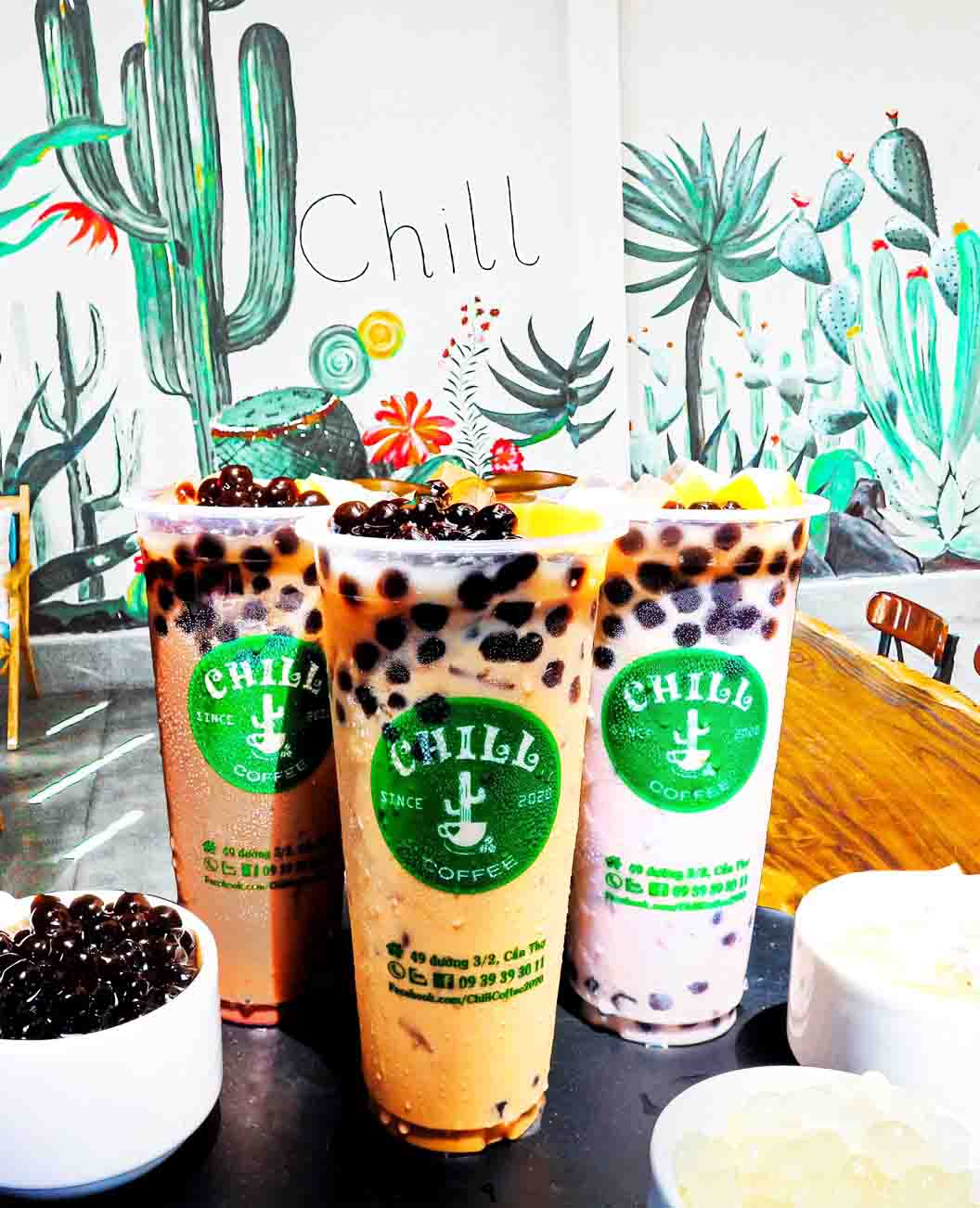 Thuc Uong Chill By Coffee